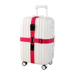28a8f2477f66 Багаж крест ремень упаковка чемодан путешествия укрепить багажник камера регулируемый  замок пароль пряжка ремень багажные ремни LJJV203