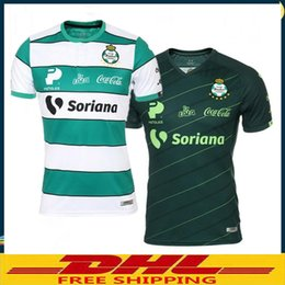 $enCountryForm.capitalKeyWord Australia - DHL Free shipping 2019 2020 Club LIGA MX Club Santos Laguna Soccer Jerseys 19 20 Santos Laguna Football Shirt Size can be mixed batch