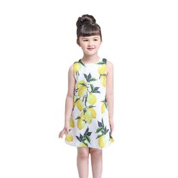 dc3080be99ca Spring Autumn Children Baby Girl Dress Princess Brand Kids Party Dresses  for Girls Clothes Infantil Casual Vestidos Sleeveless