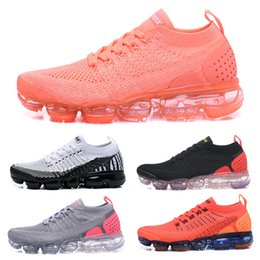 Hot Pink Shoes For Girls Australia - Hot 2018 2019 women fashion designer outdoor shoes sneakers girls airlis white red pink black grey for cheap sale