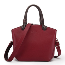 $enCountryForm.capitalKeyWord Australia - Beauty2019 Women's Leather Genuine Handbag Ma'am Cowhide Single Shoulder Messenger Concise Woman Package