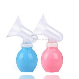 Tiralatte manuali manuali Collettore per l'allattamento al seno Pompa per il latte materno anti-trabocco 2 colori C5835 in Offerta