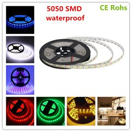 $enCountryForm.capitalKeyWord Australia - DC12V 5M 300LED IP65 IP20 not Waterproof 5050 SMD RGB LED Strip light 3 line in 1 lamp Tape for home lighting