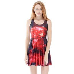 3e142d0de8d6e Women Galaxy Print Dresses Online Shopping | Women Galaxy Print ...