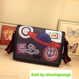 $enCountryForm.capitalKeyWord Australia - High-quality Fashion Single Shoulder Bags, Men S And Women S Handbags, Luggage, Backpacks, Leather, 474138-2, 33..22..10cm