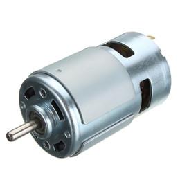 $enCountryForm.capitalKeyWord UK - 775 DC 12V-24V 3500-9000RPM Motor Ball Bearing Large Torque Low Noise Motor