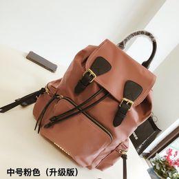 AAAAA Original Luxury famous brand 2019 5A new black pink designer students  bag school handbag Backpack Laptop girl unisex Sac à main 11282 c876d2276bcaa