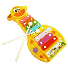 $enCountryForm.capitalKeyWord Australia - Baby Toys Colorful Baby Kids Musical Toys 8-Note Xylophone Plastic Instrument Wisdom Development Early Education Toys cute