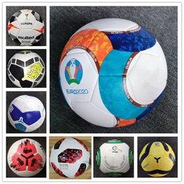 Toptan satış 2020 Avrupa Dünya kupası Premier PU futbol topu Dünya futbol topu PU LALIGA SERIEA Calcio Kupa Fútbol Final KYIV futbol Europa