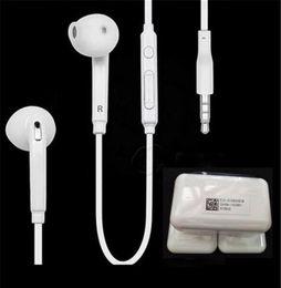 $enCountryForm.capitalKeyWord Australia - Top Quality 6U Speaker Copper Ring 3.5mm Earbuds In-Ear Headphones With Mic Earphone Earbud For Phone 5 6 Samsung MQ50