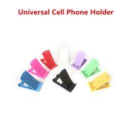 $enCountryForm.capitalKeyWord Australia - 1 Pc Universal Cell Phone Adjustable Holder Mobile Phone Stand Folding Bracket For Samsung For Iphone Tablet Smartphone