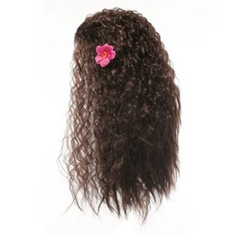 $enCountryForm.capitalKeyWord Australia - Fancy Pixie Fairy Tinker Bell Blonde Hair for Kids Teen Adult Halloween Princess Unicorn Wig Cosplay Accessory ForKids Girls FreeShipAA19115