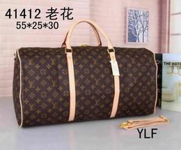 $enCountryForm.capitalKeyWord UK - Top quality mens luxury designer travel luggage bag men totes keepall leather handbag duffle bag 2019 fashion luxury designer bags