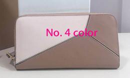 $enCountryForm.capitalKeyWord Australia - High quality designer wallet 2019 new fashion leather puzzle women wallet bag designer designer clutch