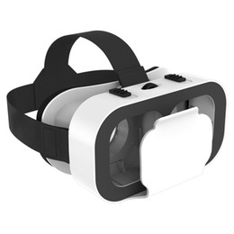 Wholesale Brand Designer VR Glasses D Movie Games Glasses Mobile Games Play Movies DVR Glasses Virtual Reality Universal All Smartphones