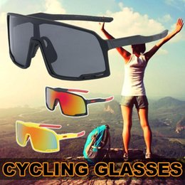 proof sunglasses 2020 - Outdoor Sunglasses Dust-proof Haze-proof Windproof Sunglasse Sports Lenses Bicycle Mountain Riding Sunglasses Outdoor Eq