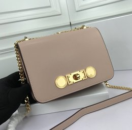 plain cream NZ - 2019 Medusa new women's bag, one shoulder soft leather women's bag, fashion connotation style women's bag