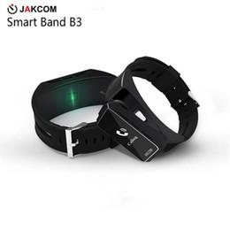Smart Home Cameras Gsm Australia - JAKCOM B3 Smart Watch Hot Sale in Smart Wristbands like wifi gsm camera lcos display band