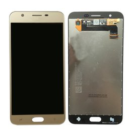 $enCountryForm.capitalKeyWord Australia - LCD Display Screen Touch Digitizer Assembly For Samsung Galaxy J7 2018 J737A J737P J737T J737V J737 Glass Screen Repair Replacement Part