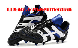 Ic Print Australia - top Quality Football Boots Dream Back 98 Predator Accelerator Champagne FG IC Soccer Shoes Soccer Cleats Sneakers