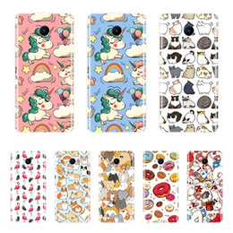 $enCountryForm.capitalKeyWord Australia - Phone Cases For Meizu M2 M3 M5 M6 Note Cute Unicorn For Meizu M6 M6s M6t M5 M5c M5s M3 M3s M2 Silicone Case Soft Back Cover