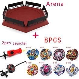 top beyblade metal masters NZ - Beyblades B145 Metal Fusion Top Beyblade Burst 4D Master Bayblade Bey Blade With Launcher Beyblade Toys For Childr Y200109