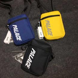 $enCountryForm.capitalKeyWord Australia - Unisex Sup 44th Pack Chest Pack Fanny Pack Fashion Waist Bag Men Canvas Hip-Hop Belt Bag Men Messenger Bags 18ss Small Shoulder Bag