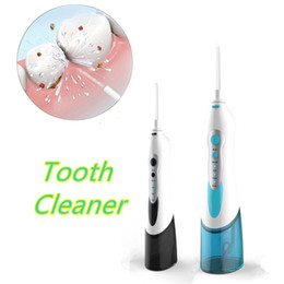 teeth cleaning water NZ - Professional Dental Oral Irrigator 180 ml Water Tank Rechargeable IPX7 Waterproof, Portable Teeth Cleaner for Home and Travel