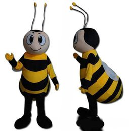 $enCountryForm.capitalKeyWord NZ - 2019 High quality giant honey bee mascot costume suit for adults for sale
