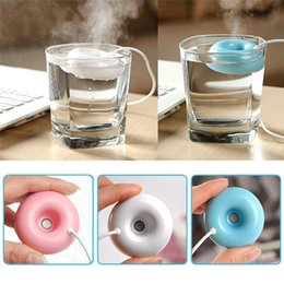 Bbay Schutz Home Office Mini-USB-Donuts-Befeuchter-Luft Fresher Floats Ultraschallnebel Hotest im Angebot