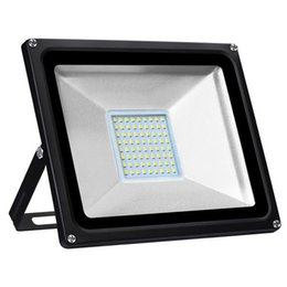 Stadium flood light online shopping - US Stock Sports Floodlighting W V Warm White LED Flood Light Lamps for Stadium Garden Outdoor Security Lighting