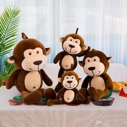 $enCountryForm.capitalKeyWord Canada - 40cm 50cm 60cm 75cm Monkey Plush Toys 16inch 20inch 24inch 30inch Doll Monkey Stuffed animals Kids Toy interactive funny lovely Baby Xmas