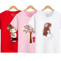 Cute Baby White T Shirt Australia - New Arrival Spring 2019 Short Sleeve T Shirt Cotton Kids Tops Cute Summer Baby Girl Clothes Cartoon Kids Clothes Girls 8 To 12 Y19051003