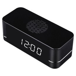 Vision Clock Australia - 1080P HD 120 degree lens IR Night vision WIFI alarm clock Video camera recorder