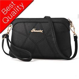 $enCountryForm.capitalKeyWord Australia - Women Handbag Leather Bag Flap Small Women Shoulder Bag Feminine Crossbody Messenger Handbag Plaid Patchwork Casual Famous Brand