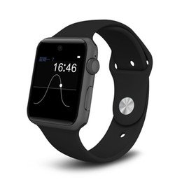 Bluetooth Smart Watch Sim Australia - DM09 Smart Watch Phone Bluetooth 4.0 With SIM Card Sports Watches Fitness Tracker Smartwatch for IOS Android Phone pk iwo 5