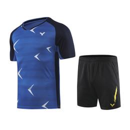 $enCountryForm.capitalKeyWord Australia - New 2019 Victor badminton T-shirt+shorts,men women tennis shirt,polyester fast-drying tennis T-shirt,table tennis T-shirt,free shipping