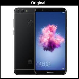 32 Camera Australia - Original Huawei Enjoy 7S 3 4GB RAM 32 64GB ROM Octa core 5.65'' Octa Core 2160*1080P Android 8.0 3000mAh Dual Rear Camera Fingerpr