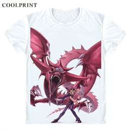 game yu gi oh Australia - Yami Yugi Dark Yugi Yami Anime T Shirt Duel Monsters Yuu Gi Ou Yu-Gi-Oh King of Games Kawaii TShirt T-Shirt Printed Shirts Style423-1NO07