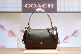 Big Ladies Handbags Australia - Hot Sale Women Casual Tote Bag Female Handbag Large Big Shoulder Bag for Women Tote Ladies Vintage Genuine Leather Crossbody Bag