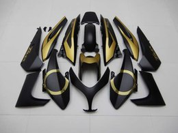 Discount yamaha cowl - 08-11 For YAMAHA TMAX500 T-MAX500 T-MAX 500 ABS Injection Molding Fairing Cowl Case Bodywork full Fairings Kit Cover
