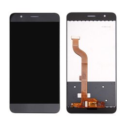 Honor screen replacement online shopping - 15PCS Huawei Honor LCD display touch screen digitizer Honor8 for Huawei Honor LCD FRD L19 L09 L14 screen replacement