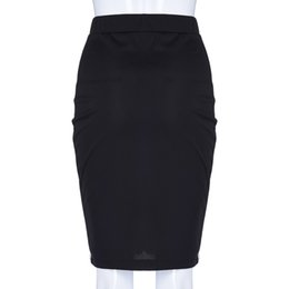 9080d2563 CHAMSGEND 2019 Fashion Women Sexy Skirt Women High Waist Splicing Uniform  Pleated Mini Skirt Casual Patchwork Mini Fe8