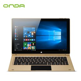 tablet onda 2019 - Onda Obook 11 Pro Obook11 Pro Windows10 Tablet PC 11.6'' IPS 1920*1080 Intel Core M3-7Y30 Dual Core 4GB RAM 64