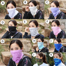 $enCountryForm.capitalKeyWord NZ - Viscose Riding Headscarf Breathable Bandana Face Mask Outdoor Sunscreen Headwear Sports Riding Snood Scarf For Men And Women