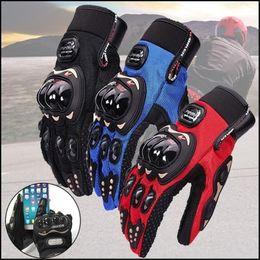 $enCountryForm.capitalKeyWord Australia - Riding Tribe Touch Screen Gloves Motorcycle Gloves Winter&Summer Motos Luvas Guantes Motocross Protective Gear Racing Gloves