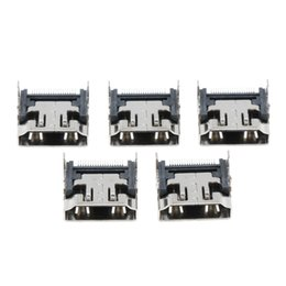 $enCountryForm.capitalKeyWord Australia - 5 Pieces 19P HDMI HD Interface HDMI HD Carrier Connector Female for Interface Adapter