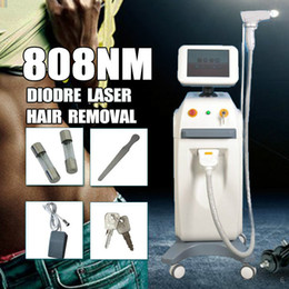 permanent laser hair removal home Australia - diode laser permanent hair removal machine laser diode 808nm lazer remove hair used spa equipment salon home 20 million shots good price