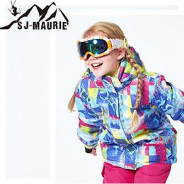 $enCountryForm.capitalKeyWord NZ - Children Ski Jacket Waterproof Windproof Clothing Kids Ski Suit Winter Warm Snowboard Outdoor Suit for Boys Girls