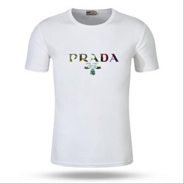 $enCountryForm.capitalKeyWord Australia - Minglu Allover Printed Men T-shirts Luxury Summer Short Sleeve Mens T-shirts Plus Size 5xl 100% Cotton Round Collar Slim Man Tee
